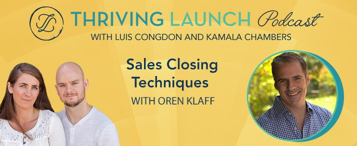 Sales Closing Techniques – Oren Klaff
