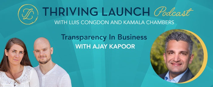 Transparency In Business – Ajay Kapoor