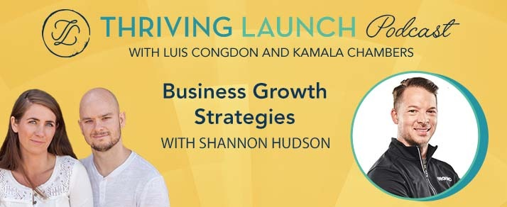 Business Growth Strategies – Shannon Hudson