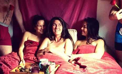 Lived with and led retreats with a tantra community